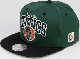 Mitchell & Ness HWC Team Arch Snapback Boston Celtics