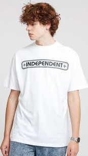 INDEPENDENT Rebar Cross Tee bílé