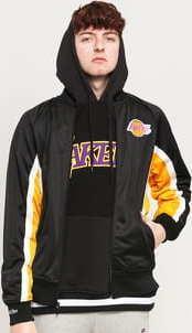 Mitchell & Ness Championship Game Track Jacket LA Lakers