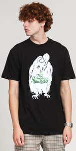 The Hundreds Never T-Shirt černé