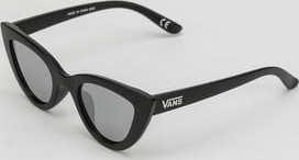 Vans WM Retro Cat Sunglasses černé / stříbrné