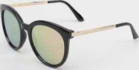 MD Sunglasses October černé / růžové