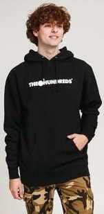 The Hundreds Forever Bar Logo Pullover černá