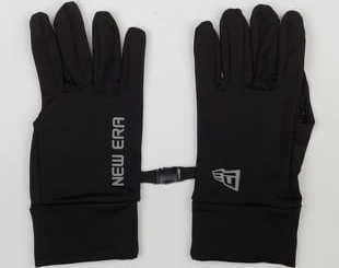 New Era Electronic Touch Glove černé / šedé