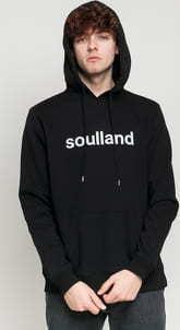 Soulland Googie Hooded černá