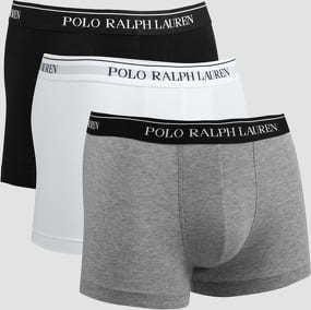 Polo Ralph Lauren 3 Pack Classic Trunks C/O