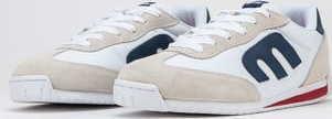 etnies Lo-Cut CB white / navy