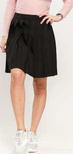 LAZY OAF Pleated Skirt černá