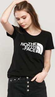 The North Face W Easy Tee černé