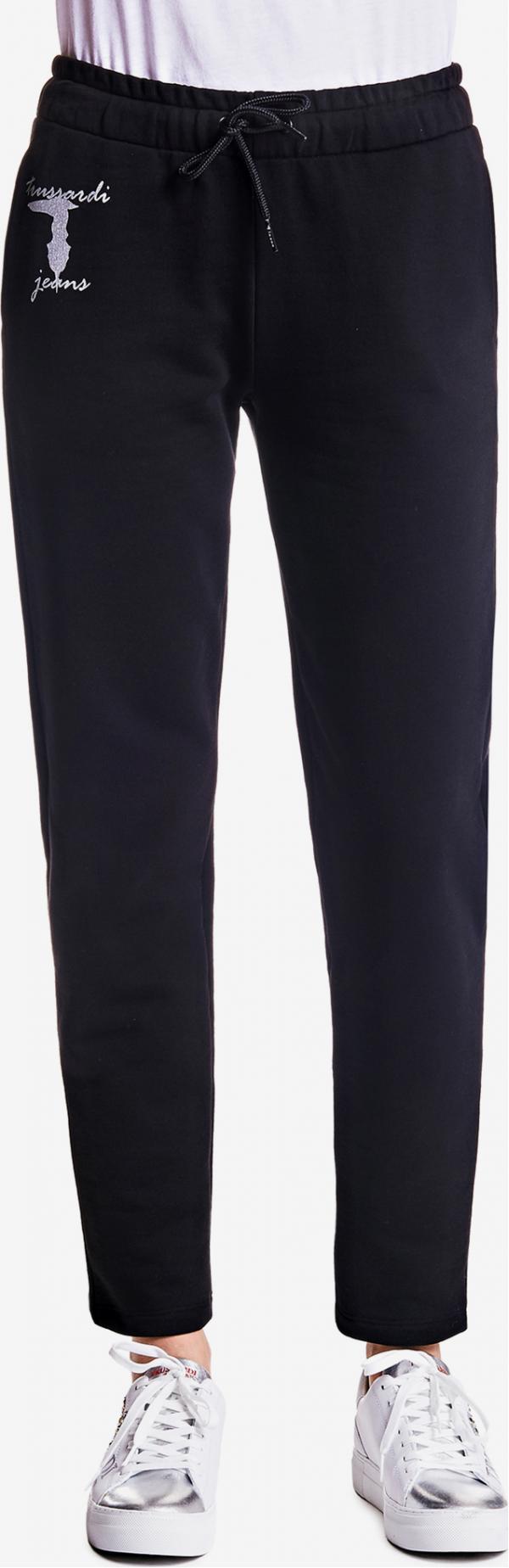 Tepláky Trussardi Fleece Pants Cotton Fleece Regular Fit
