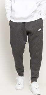 Nike M NSW Club Jogger FT melange tmavě šedé