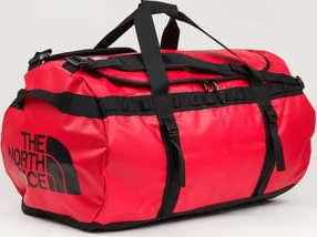 The North Face Base Camp Duffel - XL červená
