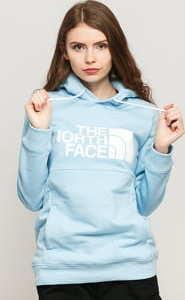 The North Face W Drew Hoody světle modrá