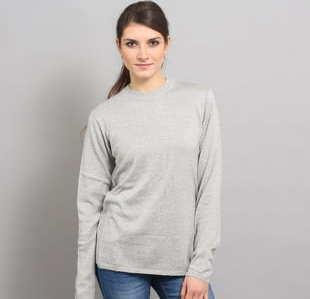 Cheap Monday Youth Knit melange šedý