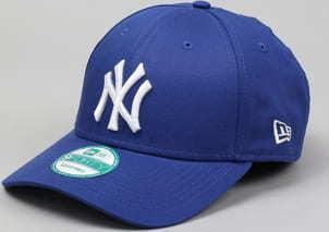 New Era 940 League Basic NY C/O modrá / bílá