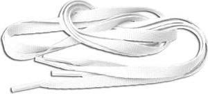 MD Tube Laces 140 bílé