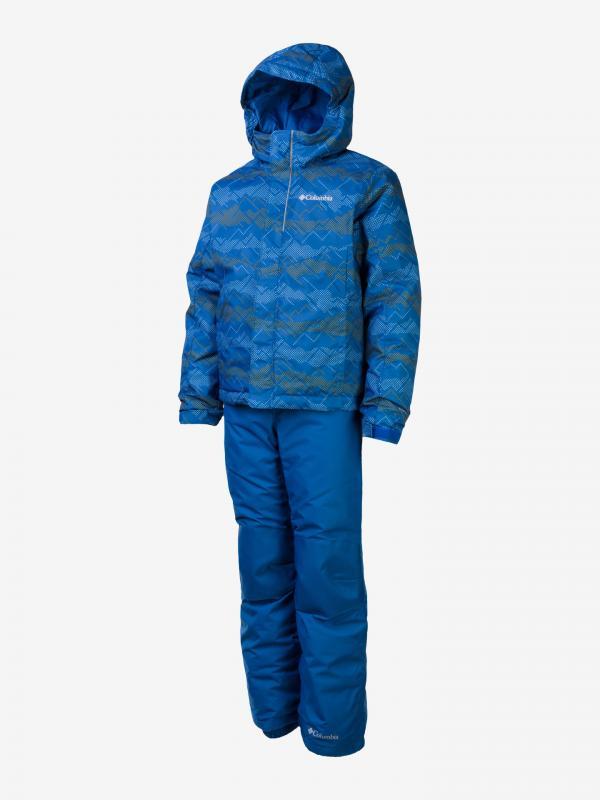 Buga™ Set dětský Columbia Modrá