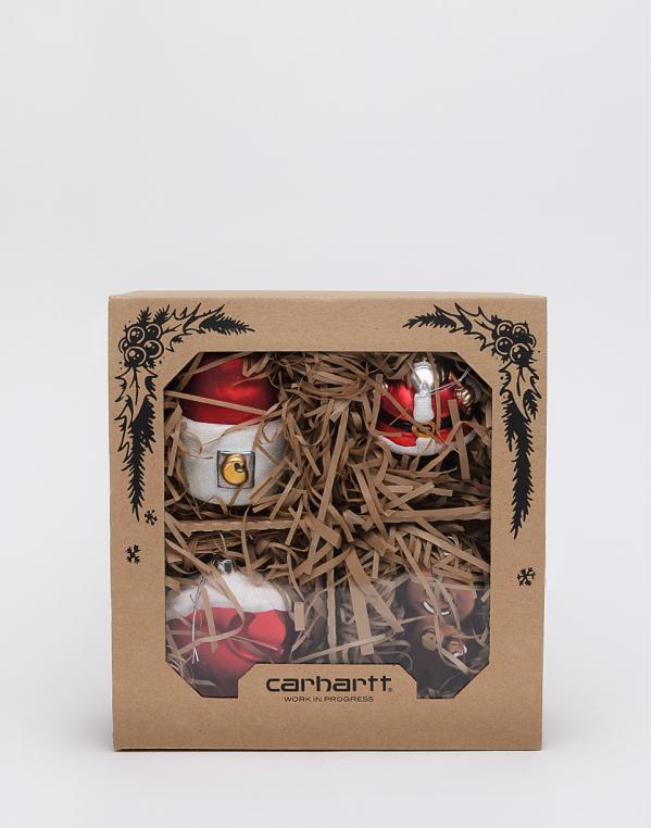 Carhartt WIP Christmas Ornaments Set Multicolor