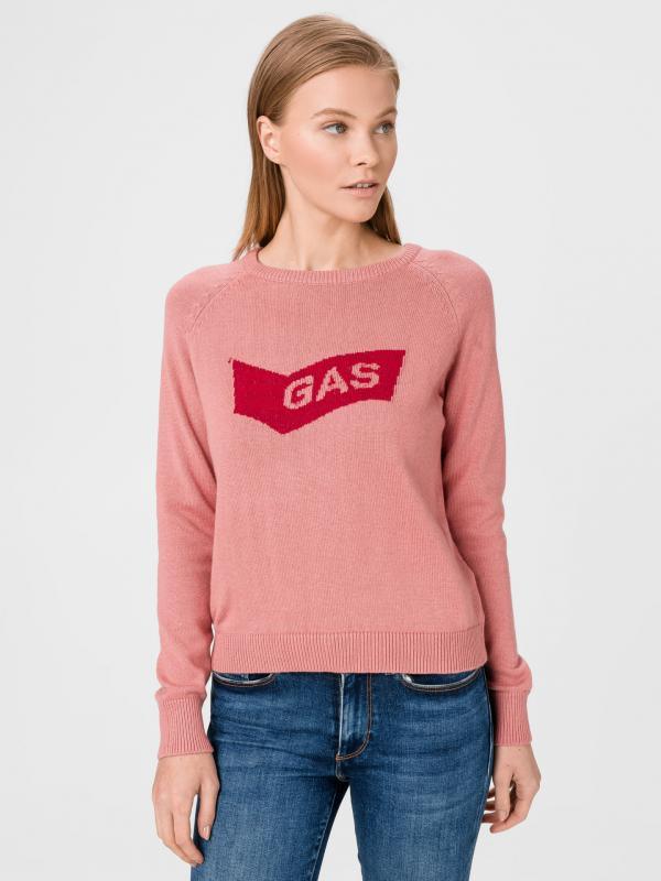 Fammie Svetr GAS Růžová