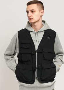 Urban Classics Tactical Vest černá