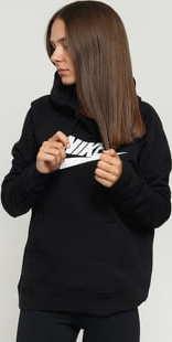 Nike W NSW Essential Hoodie PO černá