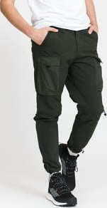 Oakley Cargo Definition Pant olivové 34