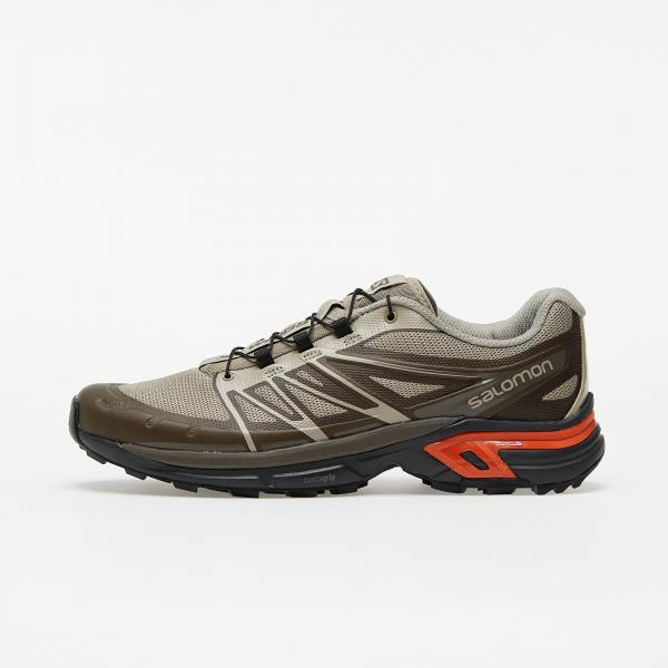 Salomon XT-Wings 2 Advanced Vintage Kaki/ Ebony/ Autumn Blaze