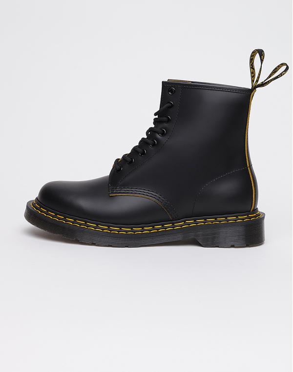 Dr. Martens 1460 DS Black+Yellow 43