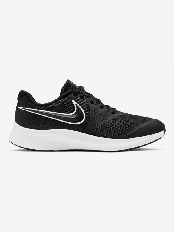 Star Runner 2 Tenisky dětské Nike Černá