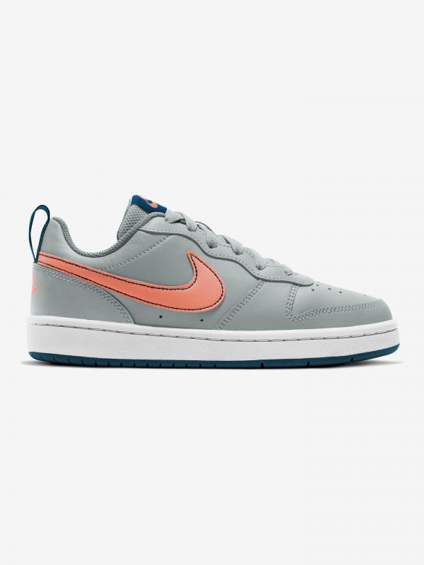 Court Borough Tenisky dětské Nike Šedá