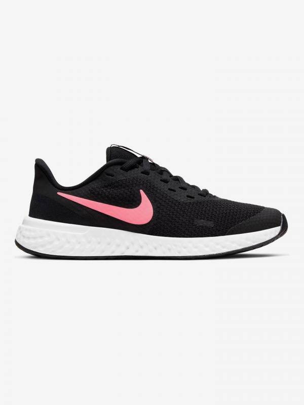 Revolution 5 Tenisky dětské Nike Černá