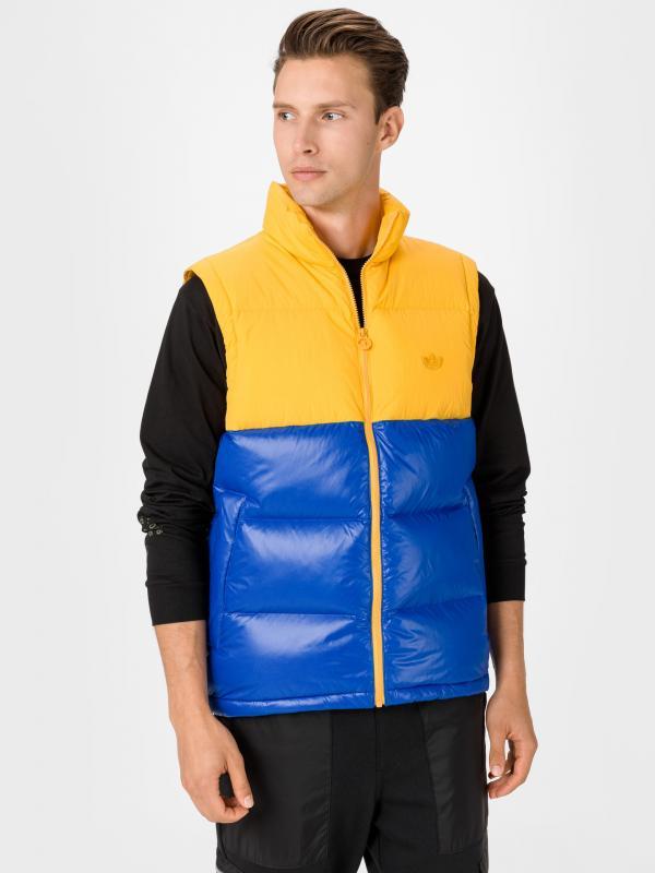 Vesta adidas Originals Žlutá