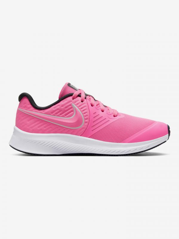 Star Runner 2 Tenisky dětské Nike Růžová