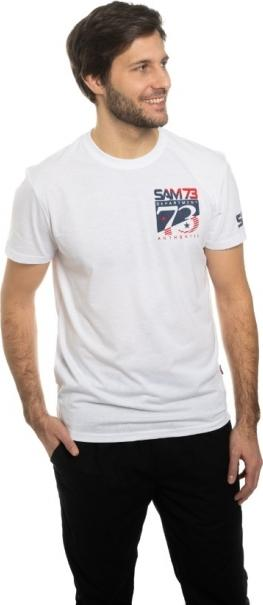 SAM 73 Pánské tričko s krátkým rukávem MT 749 000
