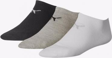 PUMA Ponožky PUMA SNEAKER-V 3 PACK 887497 04