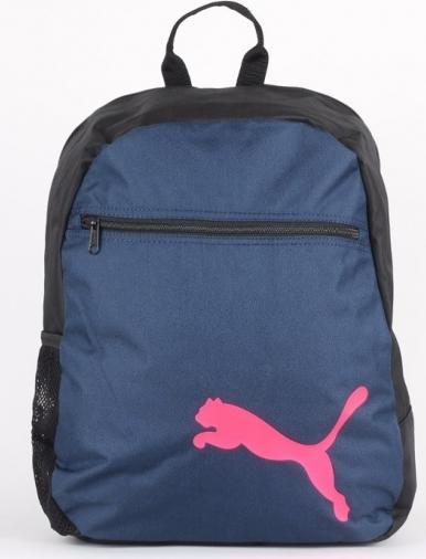 PUMA Batoh Team Backpack Plus peacoat-black-bright 073389 08
