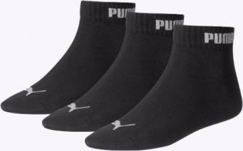 PUMA Ponožky PUMA QUARTER-V 3 PACK 887498 01