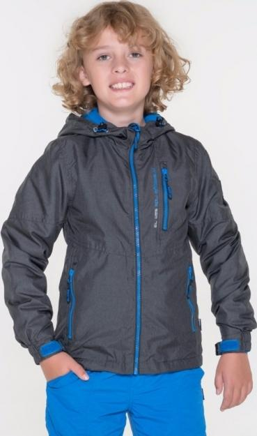 SAM 73 Chlapecká bunda s kapucí BB 502 500