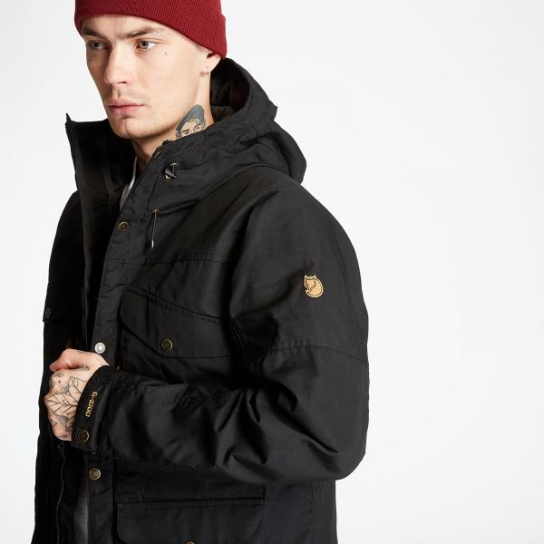 Fjällräven Vidda Pro Wool Padded Jacket Black