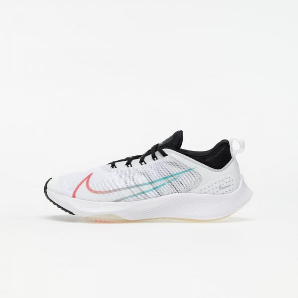 Nike Air Zoom Speed GS White/ Flash Crimson-Hyper Jade-Black