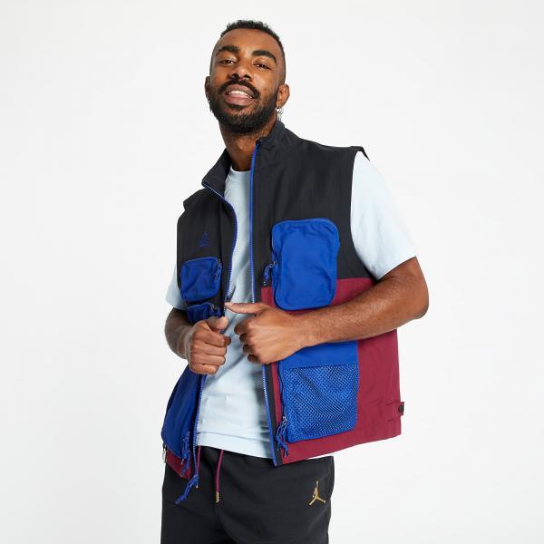 Nike ACG Vest Black/ Dark Beetroot/ Deep Royal Blue