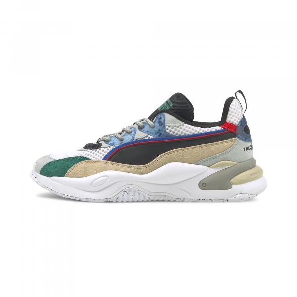 Puma RS-2K HF THE HUNDREDS White Asparagus-Puma Black