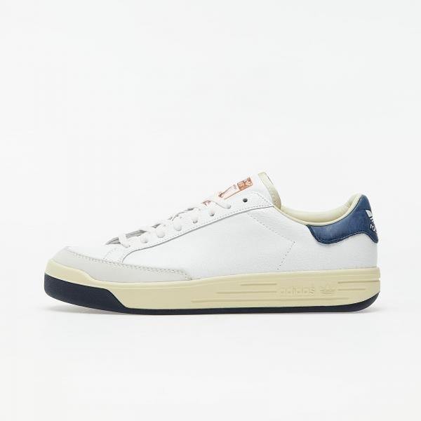 adidas Consortium Rod Laver Cracked Core White/ Core White/ Collegiate Navy