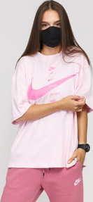 Nike W NSW Swoosh Top SS růžové