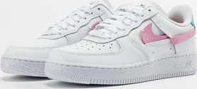 Nike WMNS AF1 LXX white / bleached aqua - pink rise