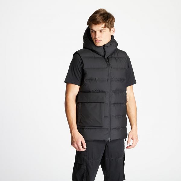 Y-3 Classic Puffy Down Vest Black