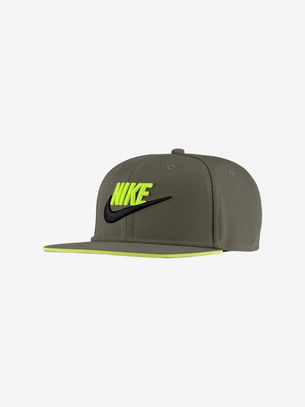 Pro Futura 4 Kšiltovka dětská Nike Zelená