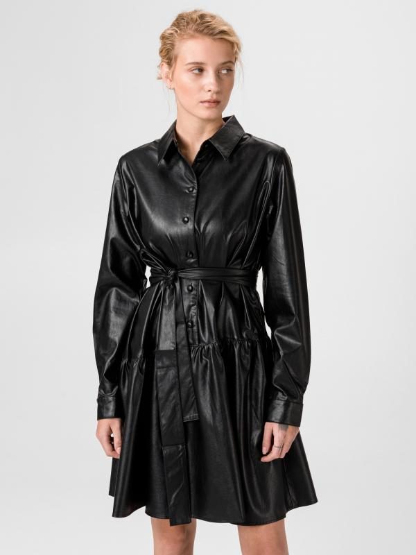 Šaty TWINSET Černá