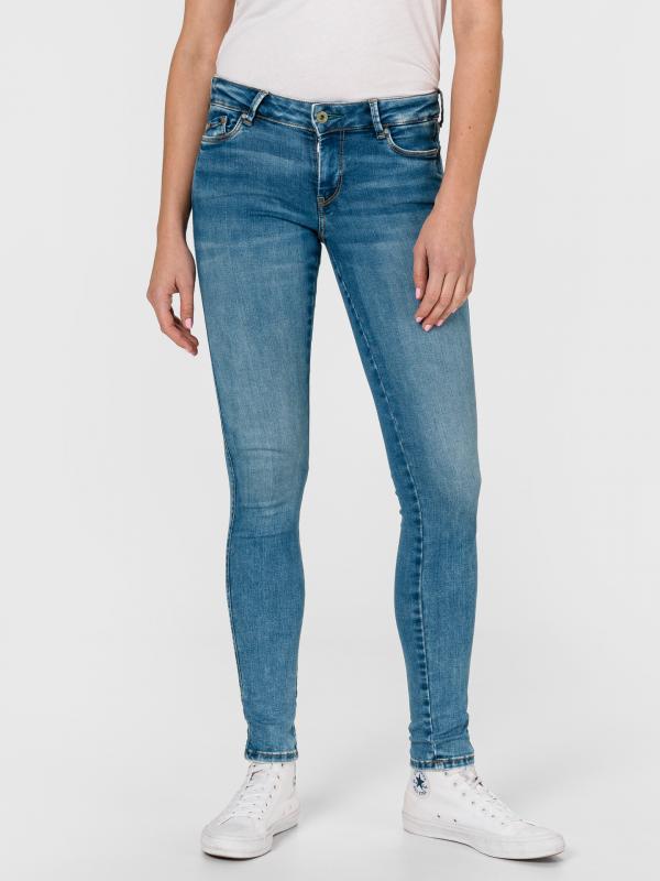 Pixie Jeans Pepe Jeans Modrá