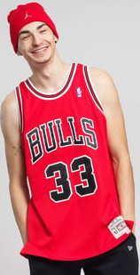 Mitchell & Ness NBA Swingman Jersey Chicago Bulls - Scottie Pippen #33